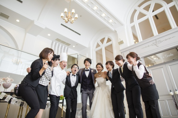 新潟県三条市 結婚式場 長岡市 見附市 燕市 演出 幸せメッセージ 結婚式