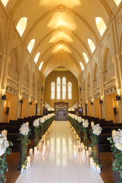 新潟県三条市 燕市 長岡市 結婚式場 新潟市 チャペル 美しい