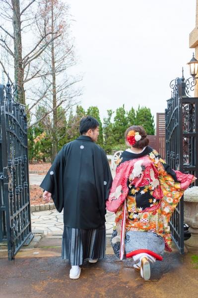 新潟県三条市 燕市 長岡市 結婚式場 新潟市 前撮り 和装 色打掛