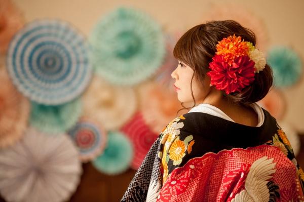 新潟県三条市 燕市 長岡市 結婚式場 新潟市 前撮り 和装 色打掛 神殿 新婦