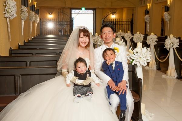 新潟県三条市 長岡市 新潟市 燕市 結婚式場 パパママ婚 演出 子供演出