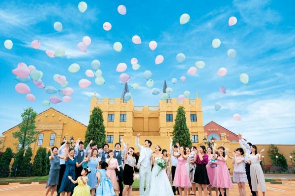 【忘れられない結婚式への第一歩は会場見学から!】何をチェックすればよいかブライダルスタッフが伝授します★