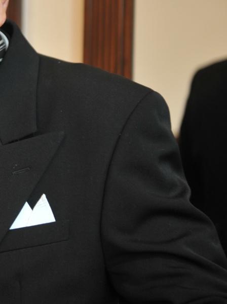 新潟県三条市 長岡市 見附市 燕市 結婚式場 打合せポケットチーフ