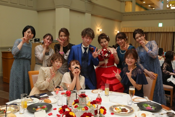 【結婚式場で行う二次会のメリットとは】幹事さんや新郎新婦も嬉しいことが盛りだくさんあるんです!