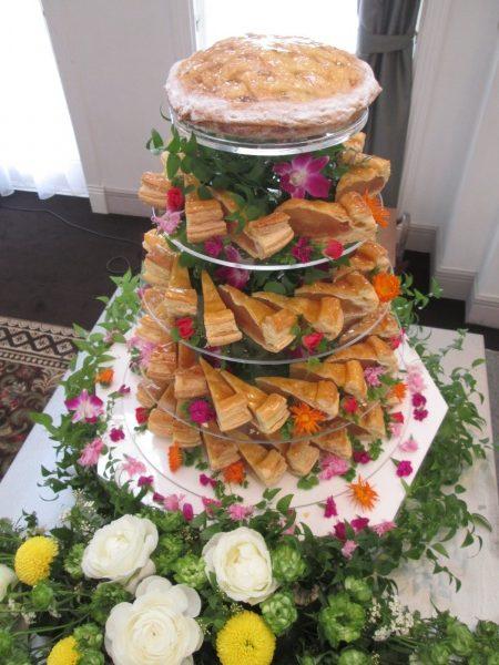 新潟県三条市 燕市 見附市 長岡市 結婚式 オリジナル ウェディングケーキ