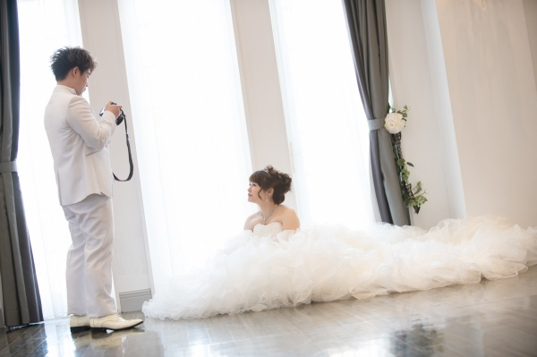 新潟県三条市 結婚式場 見附市 長岡市 新潟市 結婚式 ウェディングドレス 前撮り 写真 ウェディングフォト