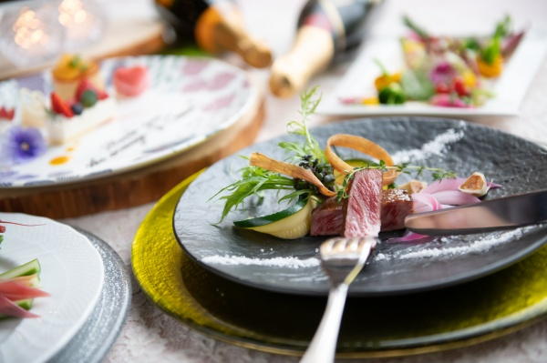 【ゲストへのおもてなしで大切なのは料理!】アークベルのシェフが集合★特別なヒトサラへの想い