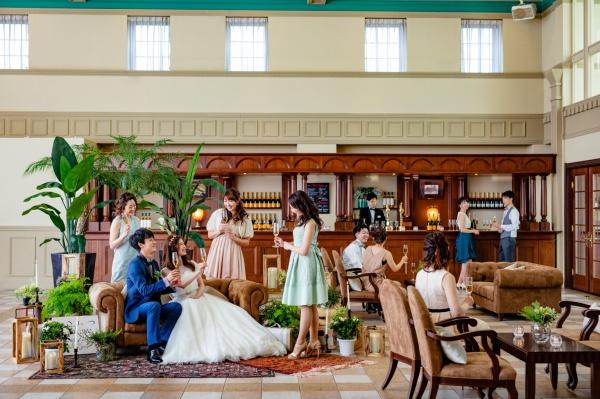 【結婚式の打合せで大好評♪期間限定ドリンク!】夏本番8月のトロピカルテーマのおすすめをご紹介!
