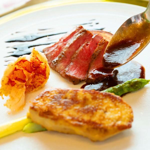 新潟県三条市 新潟市 長岡市 結婚式場 ブライダルフェア 料理試食 料理 バージョンアップ