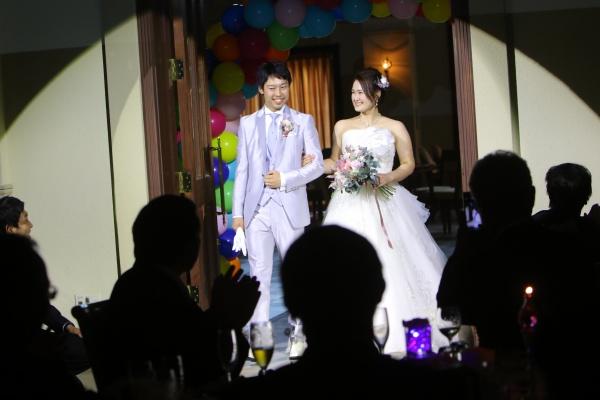 新潟県三条市燕市長岡市新潟市 結婚式感動 演出