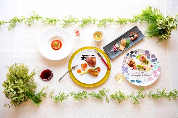 新潟県三条市 結婚式場 長岡市 新潟市 ブライダルフェア コース料理