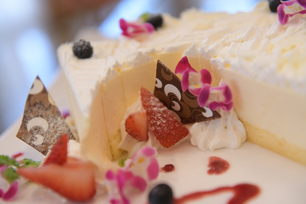 新潟県三条市 新潟市 長岡市 見附市 結婚式場 デザートブッフェ ウエディングケーキ フルーツ ジェラード