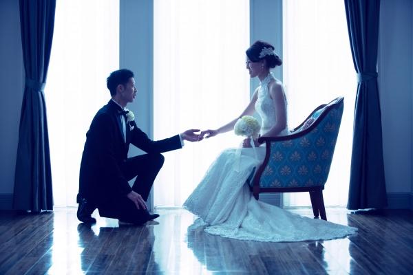 新潟県三条市 新潟市 長岡市 見附市 結婚式場 ウェディングアルバム チャペル 前撮り シルエット ウェディングドレス