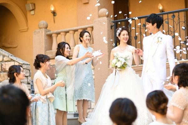 新潟県三条市 結婚式場 新潟市 見附市 長岡市 新郎新婦 立ち位置 右側 左側