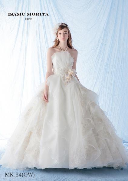 新潟県三条市 新潟市 長岡市 見附市 結婚式場 ウェディングドレス シルエット