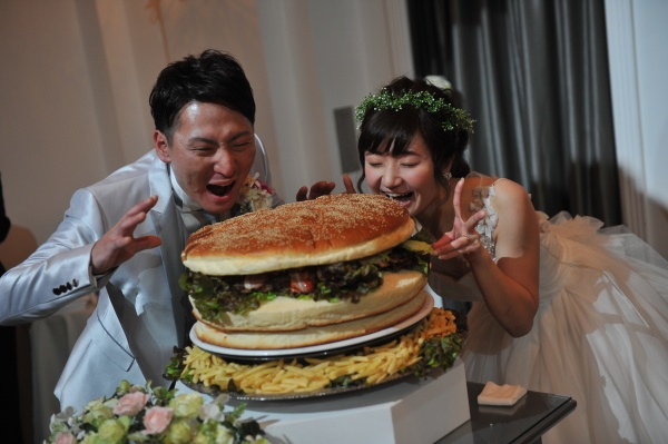 【パーティーレポート】ナチュラルコーデとありがとうが溢れる結婚式❤Vol.1