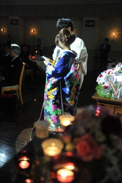 新潟県三条市 燕市 見附市 長岡市 結婚式場 感動 新婦手紙