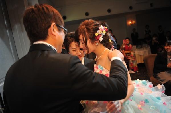 【続◆パーティーレポート】家族への愛!ありがとうが溢れる結婚式❤Vol.2