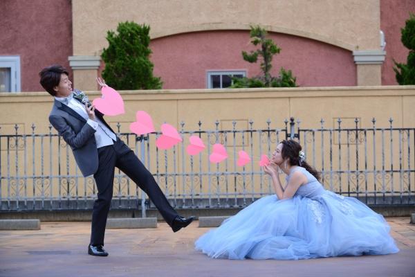 【結婚式で使える!思わず笑顔になる!新★アイテム登場★】プレ花嫁さま必見!前撮りフォトも楽しもう♪