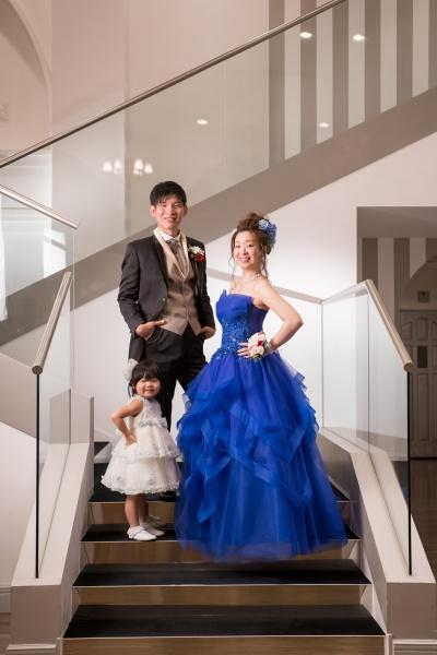 新潟県三条市 燕市 見附市 長岡市 結婚式場 パパママキッズ婚 家族 笑顔 サプライズ