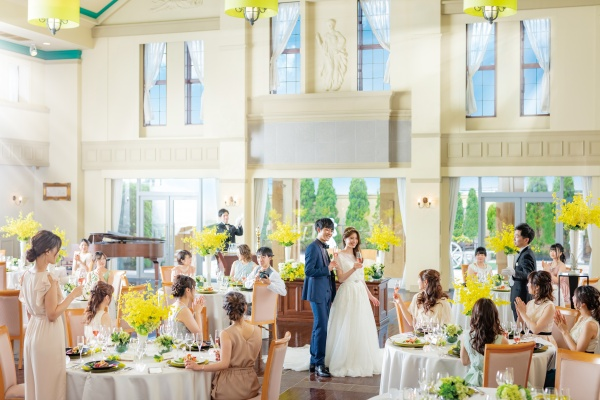新潟県三条市 新潟市 長岡市 結婚式場  パパママキッズ婚 家族 笑顔 サプライズ