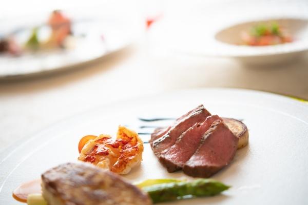 新潟県三条市 結婚式場 見附市 長岡市 新潟市 コース料理 おもてなし 婚礼料理 美味しい