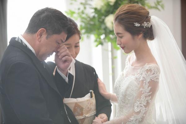 【私たちの結婚式はこの人たちと創りました!】卒花嫁さまからグラツィエスタッフにお褒めの言葉が届きました★