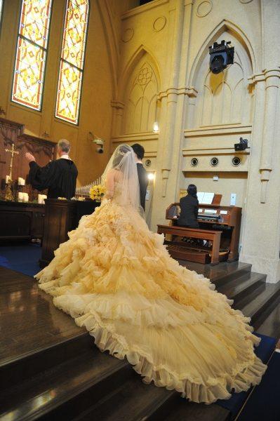 新潟県三条市 結婚式 新潟市 長岡市 三条市 フォト チャペル式 ウェディングドレス
