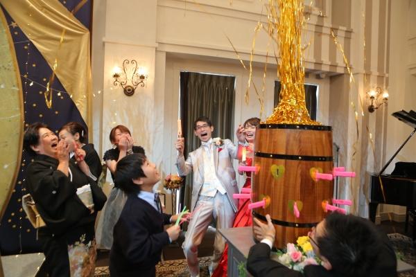 月と太陽 新潟県三条市 長岡市 新潟市 結婚式場 パーティレポ 憧れ ドレス