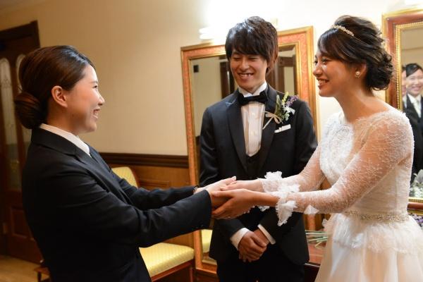 新潟県三条市 長岡市 新潟市 結婚式場 ありがとう 家族 ウェディングプランナー
