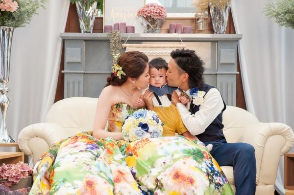【お子さまと一緒にできる素敵な結婚式をご提案!】パパママ・キッズ婚プランナーが誕生いたしました★