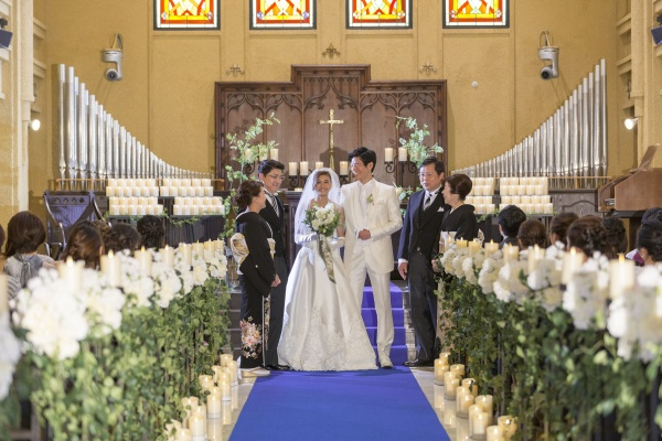 【チャペル重視派のプレ花嫁さまに届けたい❤】チャペル挙式を経験された花嫁さまの感動ストーリーをご紹介!