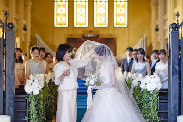 新潟県三条市 新潟市 長岡市 結婚式場 お母さん 演出 感動 感謝