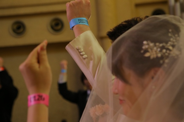 【ウェディングレポート◆結婚式のテーマはフェス!】ゲストのみんなに楽しんでもらえる式を目指しました♪