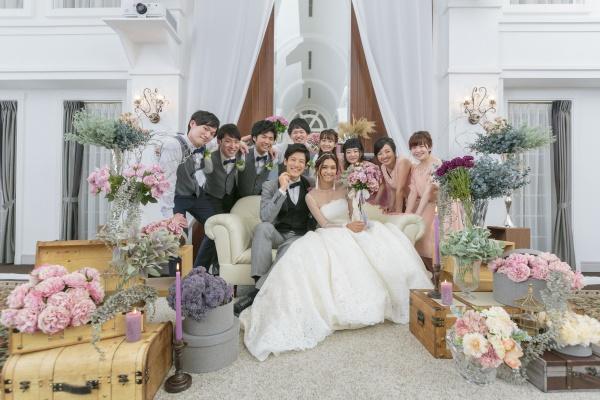 【結婚式の準備~当日を迎えられて想うこと❤】卒花嫁さま★ご家族さまからのメッセージをご紹介!