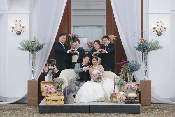 【アットホームな結婚式ができる★家族婚!】少人数だからこそ魅力がたくさん♥
