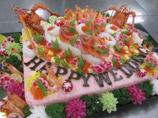 新潟県三条市 長岡市 新潟市 結婚式場 ひな祭り ちらし寿司 はまぐりのお吸物 ケーキ