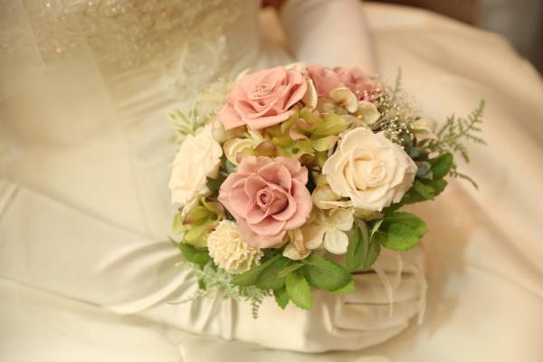 新潟県三条市 新潟市 長岡市 結婚式場 グラツィエ ウェディングレポート 結婚式レポ チャペル 感謝 ブーケ