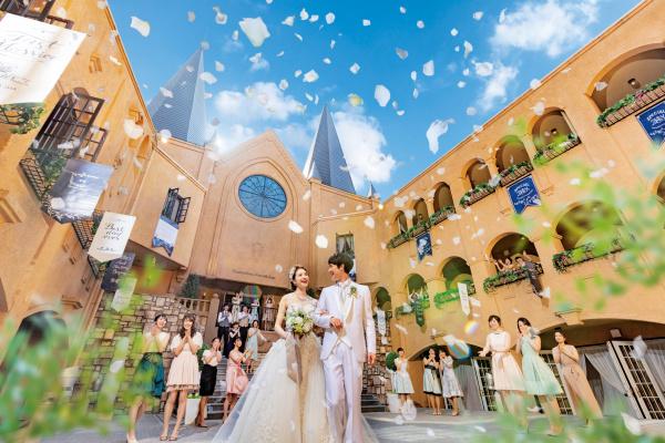 【2部制ウェディングプラン登場◆】家族と友人と1日2回開催♪~大切なゲストをあきらめない~新しい結婚式のカタチをご紹介!