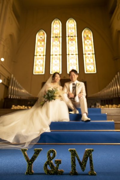 新潟県三条市 長岡市 新潟市 結婚式場 グラツィエ 前撮り 写真 マーメイドドレス