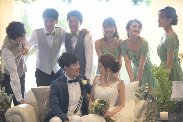 新潟県三条市 新潟市 長岡市 結婚式場 結婚式のエピソード サプライズ 感動 涙