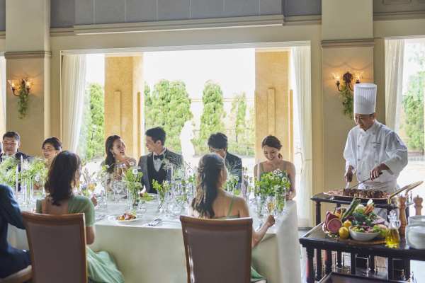 【結婚式を諦めたくない!そんなカップルを全力サポート★】アットホームな結婚式ができる♥家族婚のおすすめ演出♪