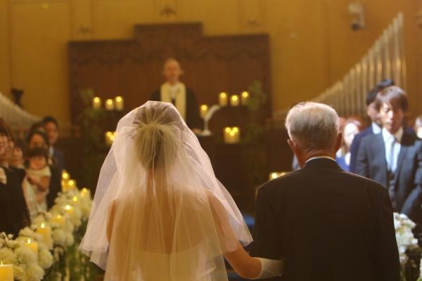 新潟県三条市 新潟市 長岡市 結婚式場チャペル挙式
