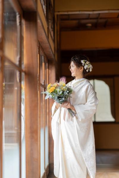新潟県三条市 新潟市 長岡市 結婚式場 ウェディングドレス 起源 花嫁 運命の一着 白無垢 和婚 和装