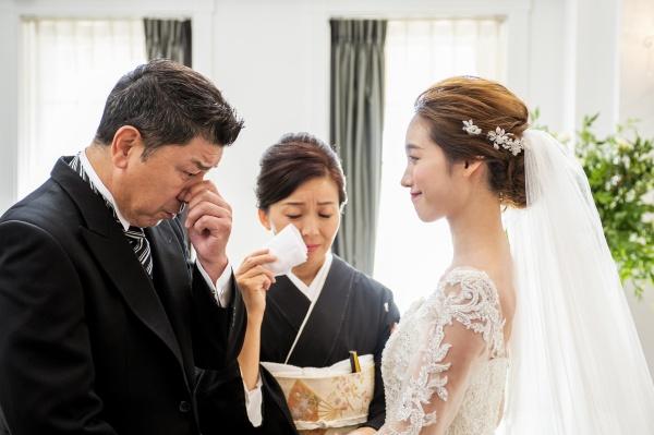 【結婚式で一番印象に残った場面は?】結婚式を迎えられたご両親さまから届いたエピソードをご紹介!