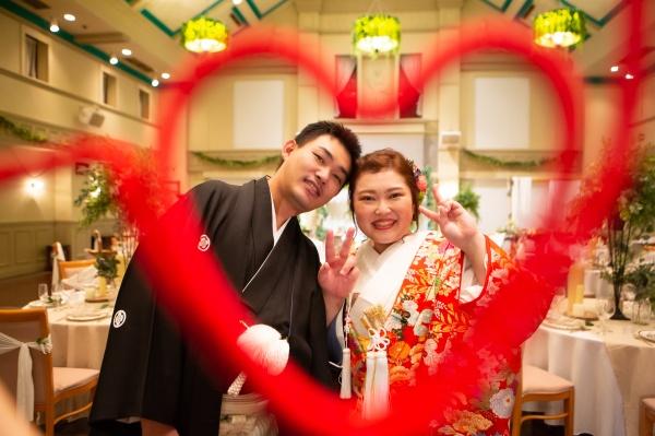 新潟県三条市 新潟市 長岡市 結婚式場 グラツィエ 色打掛 前撮り