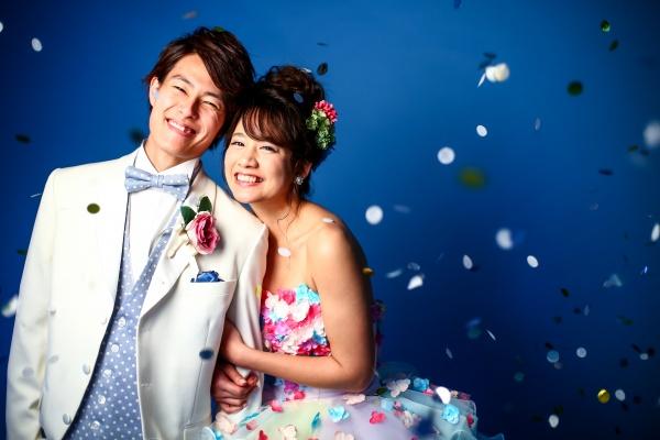 新潟県三条市 新潟市 長岡市 結婚式場 グラツィエ カラードレス 前撮り 結婚式準備