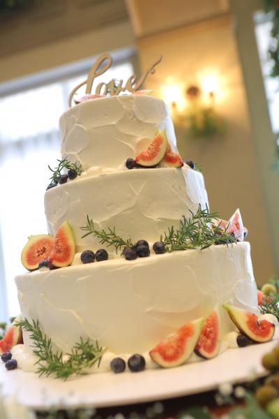 新潟県三条市 新潟市 長岡市 結婚式場  披露宴 オリジナルケーキ
