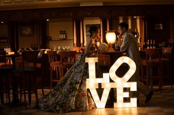 【ウェディングレポート★みんなに感謝を伝えた結婚式】お互いにたくさん相談してゲストとの時間を大切にしました♪