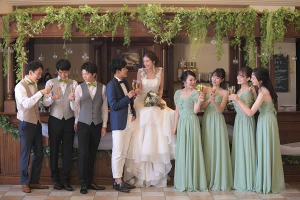 新潟県三条市 長岡市 新潟市 結婚式場 余興 プレ花嫁